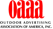 Member of Outdoor Advertising Association of America